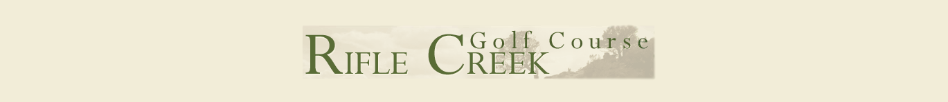 Colorado Golf Course